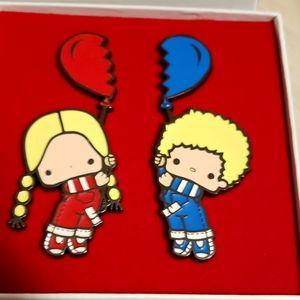 Sanrio Patty & Jimmy